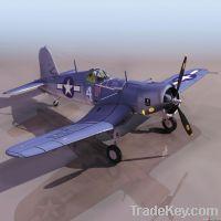 RC Jet F4U