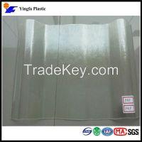 FRP transparent tile