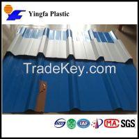 pvc roof tile building material teja