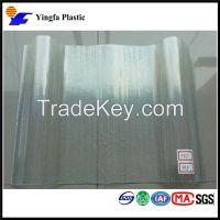 corrosion resistant fiberglass lighting roof sheet