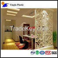 light weight pvc foam board/pvc plastic forex sheet