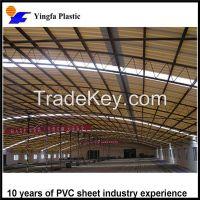 Special cheap durable FRP lighting sheet