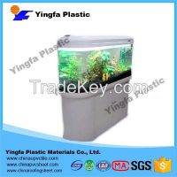 Newest Clear Flexible 1mm to 30mm Plastic Pvc Foam Sheet