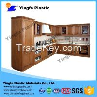 PVC Foam Sheet for advertising display and cabinet