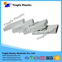 Modern cheap vacuum forming plastic form sheet/pvc foam board rigid pvc sheet roll