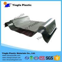 big trapezoid Aluminum Foil Tile