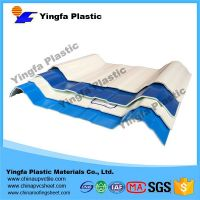 3-layer small trapezoid roof tile