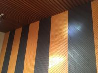 Yingfa PVC composite decorative sheet fire resistant decorative wall panel