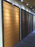 exterior decorative waterproof pvc wall panel