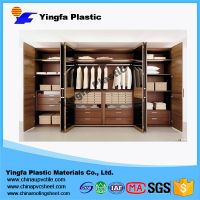 PVC hollow furniture board fish aquarium