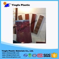 PVC hollow furniture board waredore