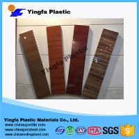PVC hollow furniture board yingfa fire resistant