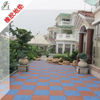 Indoor Rubber safety Mat/Track for Children Amusement From China Supplier