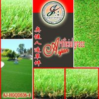 Have stock artificial turf  for gardening / artificial lawn for landscaping