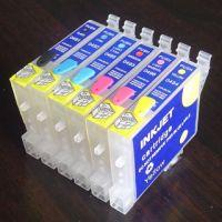 Refillable Inkjet Cartridge