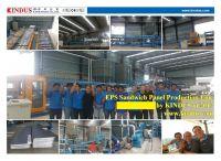 EPS sandwich panel prodution line