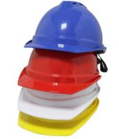 safety helmet with vent