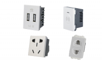 wall socket mould