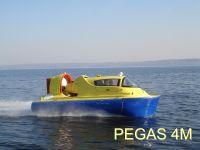 PEGAS Air Cushion Craft