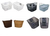Stainless steel bicycle basket/ steel wire bicycle basket series