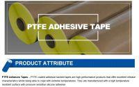 PTFE Adhesive Tapes