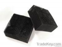 plastic bristle