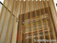 metallic cloth, decorative mesh