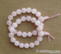 Rose quartz power healing bracelets