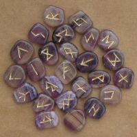 gemstone crystal runes