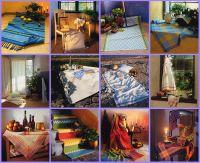 Bed Linen, Table Linen, Kitchen Linen, Bath & Blankets
