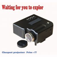 Mini LED Multomedia Projector (80 inches)