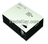 led lcd Multimedia Projector,support1080p