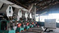 CE wood pellet line, wood pellet machine, wood pellet mill line