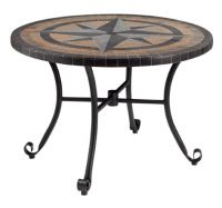 Granite outdoor dinning table
