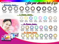 CTK contact lens