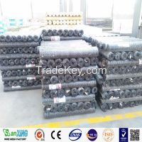anping Manufacturer Galvanized/PVC coated Hexagonal Wire Mesh /Livestock Wire Netting