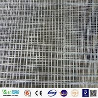 3*3 Galvanized Concrete reinforcement welded wire mesh/welded wire mesh from Anping SANXING FACTORY