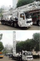 600meter truck mounted water well drilling rig