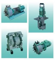 Corrosion-resistant plastic pumps and filters from Arbo (Netherland)