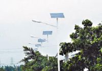 solar street light& solar street lighing system