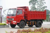 4WD dump truck (four wheel driving)
