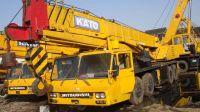 Japan Original Kato Truck Crane NK500E, Hydraulic Crane 50tons
