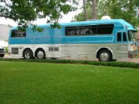 Silver Eagle Entertainer Bus 1975 New 2009