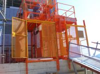 Construction Elevator KNFL Series-Middle and Low Speed