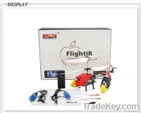 The latest 3.5CH RC helicopter