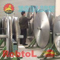 large diamond saw blade for stone factory