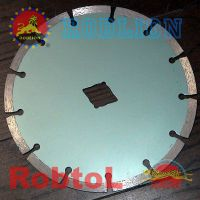 Masonry saw diamond blade for brick block tile