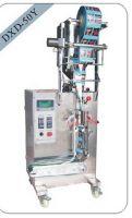 Single Row Liquid Automatic Packing Machine