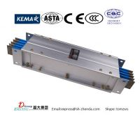 Air insulated busbar trunking system