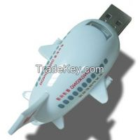 Plane Shape USB Flash Drive